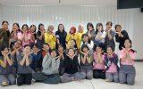 Tiga Mahasiswa PGPAUD Short Course di Thailand