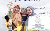 Alfirda Raih Juara 2 di Ajang Pemilihan Mahasiswa Berprestasi